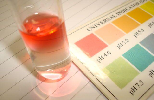 Indicador de pH