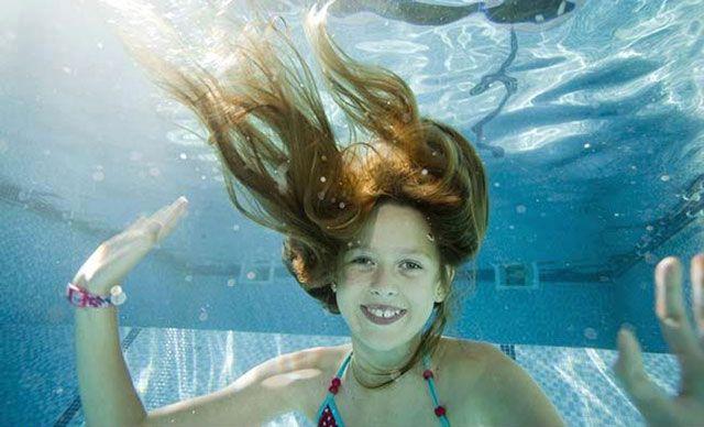 Ozono en piscinas