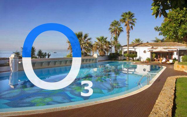 Tratamiento de piscinas con ozono evohogar for Tratamientos de piscinas