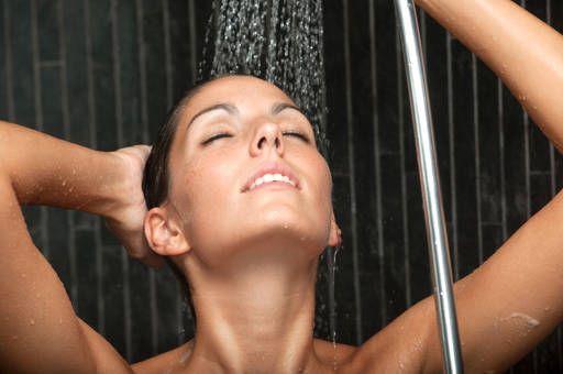 Agua caliente - Calentador eléctrico
